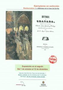 Exposición Historia de Granada en Casa de Zorrilla
