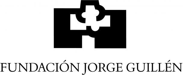 Logotipo Fundación Jorge Guillén negro