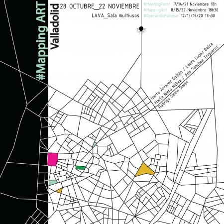 #MappingART VALLADOLID